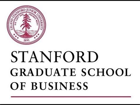 Stanford mba essays 2019